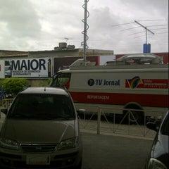 Photo taken at Shopping do Automóvel de Pernambuco by Freire N. on 10/6/2012