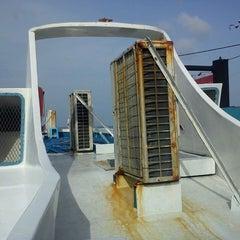 Photo taken at Sri Bintan Pura Ferry Terminal by Invai R. on 6/15/2013