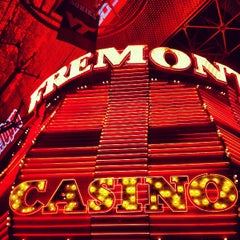 Photo taken at Fremont Hotel & Casino by David B. on 3/31/2013