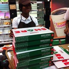 Photo taken at Dunkin' Donuts by Kedar on 12/11/2012