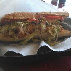 Photo taken at Shorty's Subs by Bob B. on 10/4/2012
