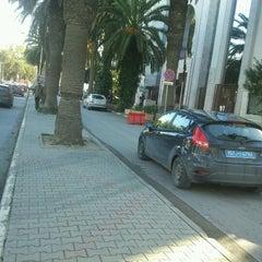 Photo taken at Ambassade de la Libye by Wajih K. on 12/31/2012