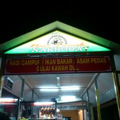 Photo taken at Nasi Lemak Nakhoda by Wan 'Ali on 10/29/2012