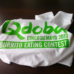 Photo taken at Qdoba Mexican Grill by Shaun W. on 5/5/2013