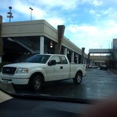 Photo taken at Washington Square Cover Parking Lot by Jason on 12/22/2012
