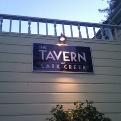 Photo taken at Tavern at Lark Creek by Casey G. on 1/21/2014