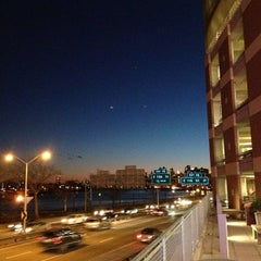 Photo taken at East River Plaza by Charles S. on 12/31/2012