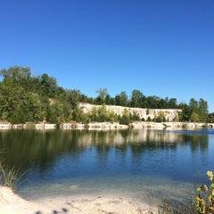 Photo taken at Klondike Park by Haslindawati H. on 9/7/2014