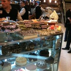 Photo taken at Savoy Pastanesi by Deniz Ü. on 12/2/2012