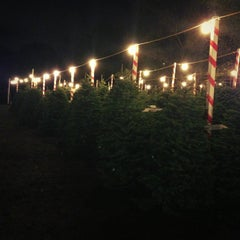 Photo taken at Clancy's Christmas Trees by Corey P. on 12/22/2012