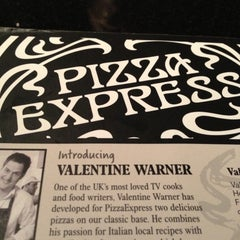 Photo taken at Pizza Express by Everton on 10/21/2012