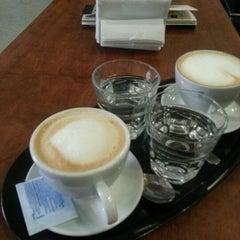 Photo taken at Havanna Café by NIURKA B. on 10/16/2012