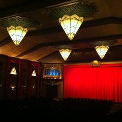 Photo taken at Vista Theater by Jason on 10/30/2012