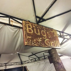 Photo taken at Bugs Grill by Richmond E. on 2/9/2013