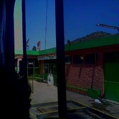 Photo taken at Terminal de Buses La Calera by Hugo V. on 11/3/2012