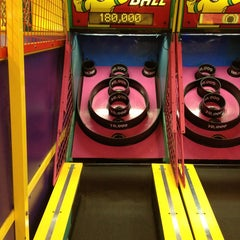 Photo taken at Chuck E. Cheese's by Amber on 12/26/2012