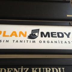 Photo taken at Plan Medya Basın Tanıtım Organizasyon by Kemal İ. on 3/25/2013