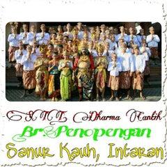 Photo taken at Banjar Penopengan - Sanur by Bhebell B. on 10/11/2013