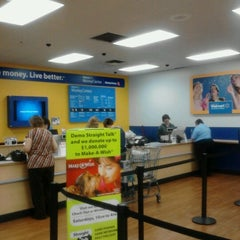 Photo taken at Walmart Supercenter by Bill O. on 9/28/2012