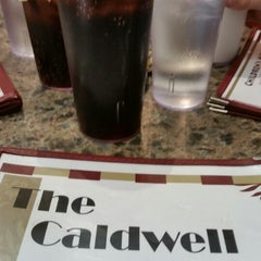 Photo taken at Caldwell Diner by Vince D. on 6/7/2014