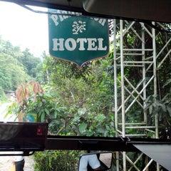 Photo taken at Plantation Hotel - Kitulgala by Андрей Ц. on 11/25/2013