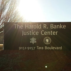 Photo taken at Clayton County Justice Center by LA Lynn's on 1/8/2014