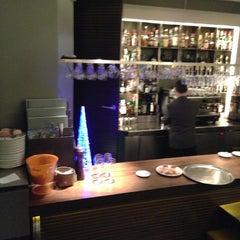 Photo taken at Restaurant l'Olivé by Enric N. on 12/22/2012