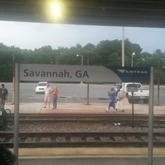 Photo taken at Amtrak Station by Ayanna on 7/20/2014