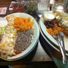 Photo taken at Hernandez Mexican Food by Preston on 12/28/2012