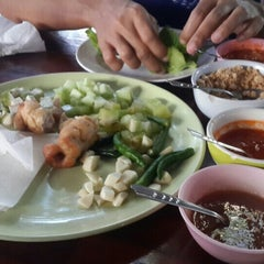 Photo taken at แหนมเนืองลับแล by แทนไท ส. on 11/30/2015