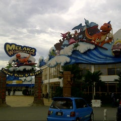 Photo taken at Melaka Wonderland by Akmal N. on 4/6/2013