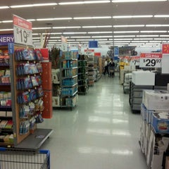 Photo taken at Walmart Supercenter by Fred B. on 10/16/2012