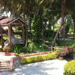 Photo taken at Saigon Mui Ne Resort by Nata P. on 3/10/2013