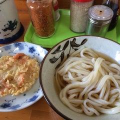 Photo taken at 味庄 by Masako S. on 4/24/2015