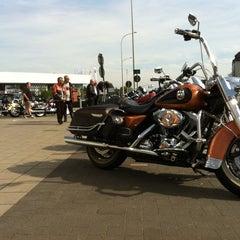 Photo taken at Harley-Davidson by Andi on 9/28/2014
