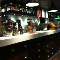 "Photo taken at Espresso House ""Stora"" by Tim on 1/9/2013"