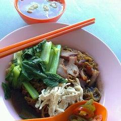 Photo taken at Sri Nibong Kopitiam by Kevin H. on 12/4/2012