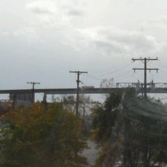 Photo taken at I-75 Rouge River Bridge by Tyrone on 10/19/2012