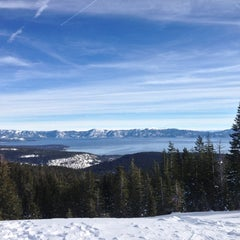 Photo taken at Alpine Meadows Ski Resort by Bay M. on 1/15/2013