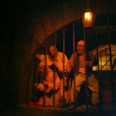 Photo taken at Pirates of the Caribbean by Reedy Creek Radio.Com T. on 5/8/2013