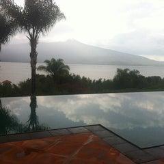 Photo taken at Hacienda Ucazanaztacua by Alex RM on 10/6/2014