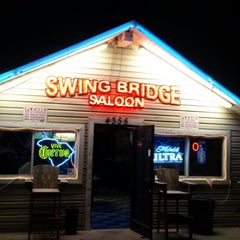 Photo taken at Swing Bridge Saloon by Roger Y. on 10/25/2014