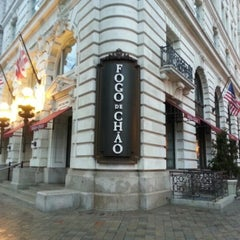 Photo taken at Fogo de Chao by Brian F. on 1/30/2013
