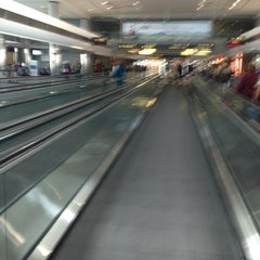 Photo taken at Concourse B by Karl W. on 3/16/2013