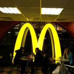 Photo taken at McDonald's by Vasek 🍉 on 3/16/2013