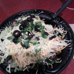 Photo taken at Moe's Southwest Grill by Tiffany T. on 11/13/2012
