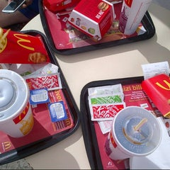 Photo taken at McDonald's by hakan o. on 6/3/2013