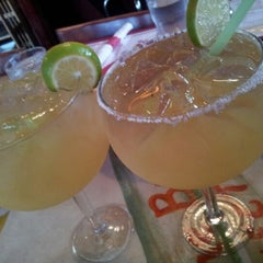 Photo taken at Jalepenos Family Mexican Restaurant & Lounge by Jerrie L. on 10/7/2012