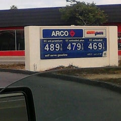 Photo taken at AMPM by Angel A. on 10/5/2012