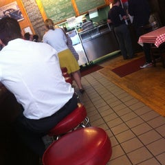 Photo taken at Bombacigno's J & C Restaurant by John A. on 5/30/2013